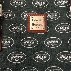 Dooney & Burke NFL Jets Tote Bag NWT 🏈✨